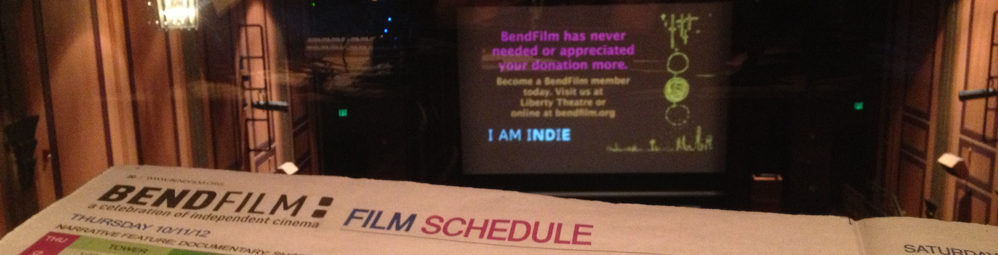 BendFilm at the Tower Theatre